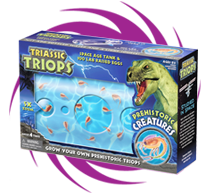 Triassic Triops With Space Age Tank
